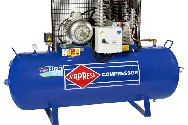 Sprężarka tłokowa firmy Airpress