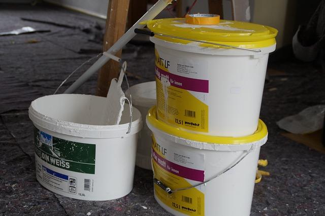 Ile kosztuje malowanie pokoju