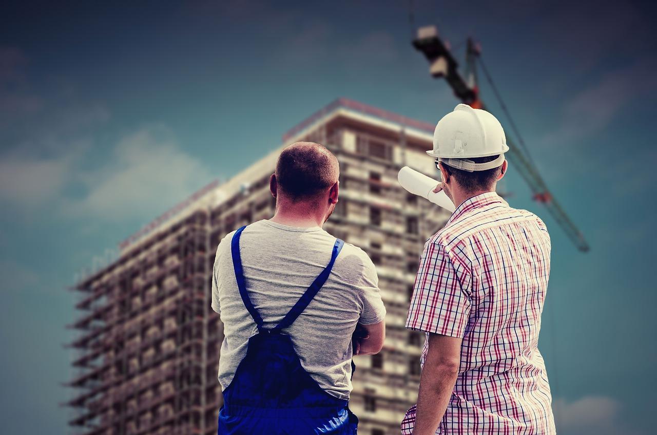 rzeczoznawca budowlany w pracy