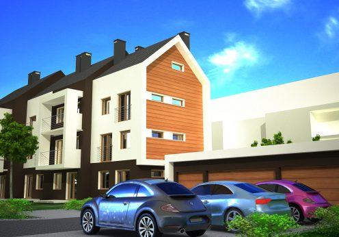 Nowe mieszkanie Kiełczów